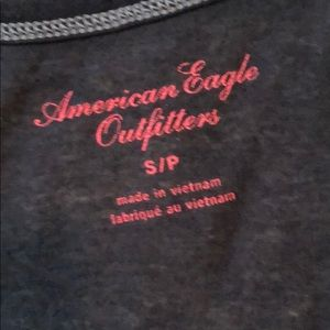 American Eagle Outfitters Tops - Small Dark navy blue American Eagle Tank Top
